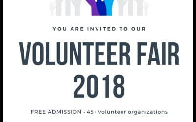 Come and volunteer