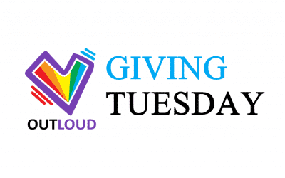 Giving Tuesday and Outloud Talks