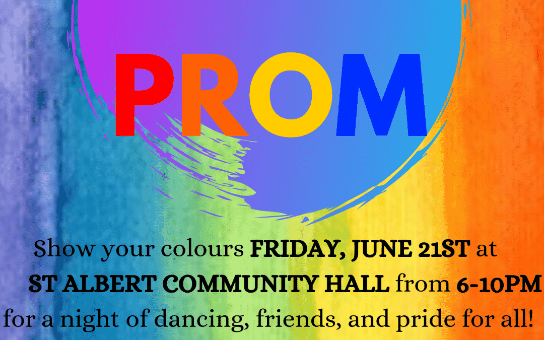 Pride Prom Tonight