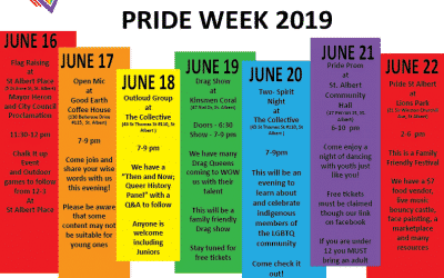 Pride Week is On for Free